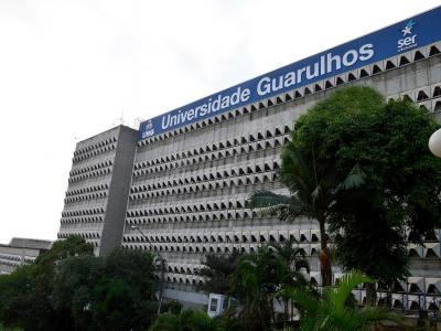 Fachada da Universidade UNG