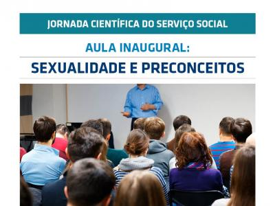 Imagem mostra convite para o evento