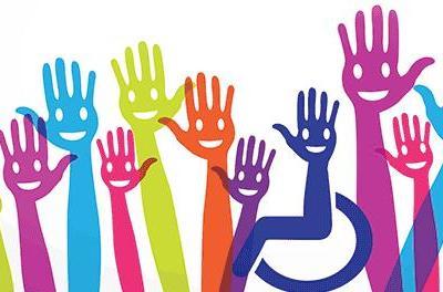 Ilustração mostra mãos levantadas