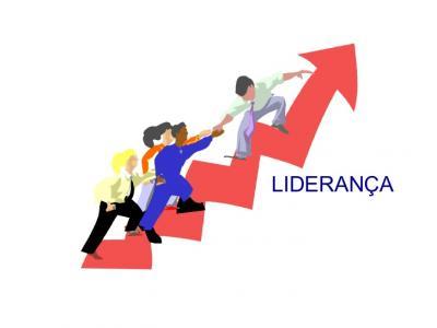 Imagem mostra arte demostrando um líder puxando sua equipe para o sucesso