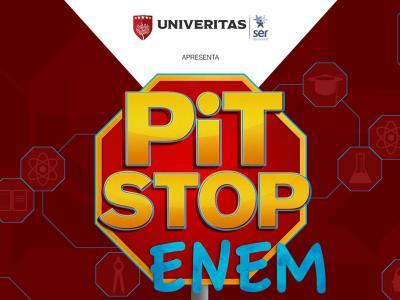 Banner do Pit Stop Enem 2017