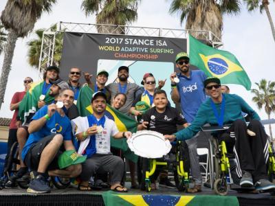 Aluna da UNIVERITAS/UNG fez parte da equipe brasileira