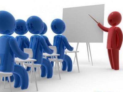 Imagem ilustra uma sala de aula