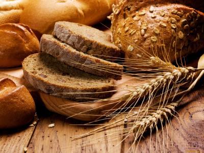 Imagem mostra pães integrais