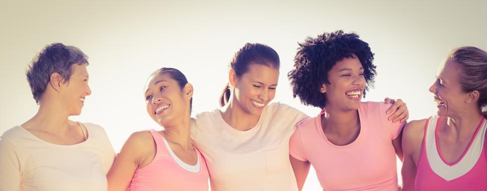 A taxa de cura do câncer de mama é de mais de 80%