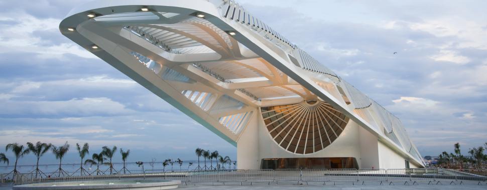 Museu do Amanhã/Foto: Thales Leite/Divulgação