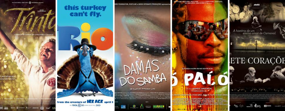 Veja 5 filmes relacionados ao carnaval e mantenha-se no clima da folia/Divulgação
