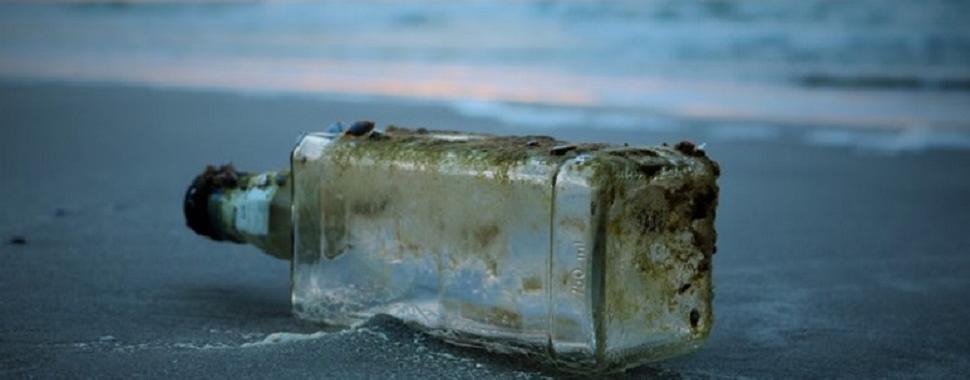 Para cada mil litros de água utilizada pelo homem, há 10 mil litros impróprios para o consumo. Foto. Unsplash