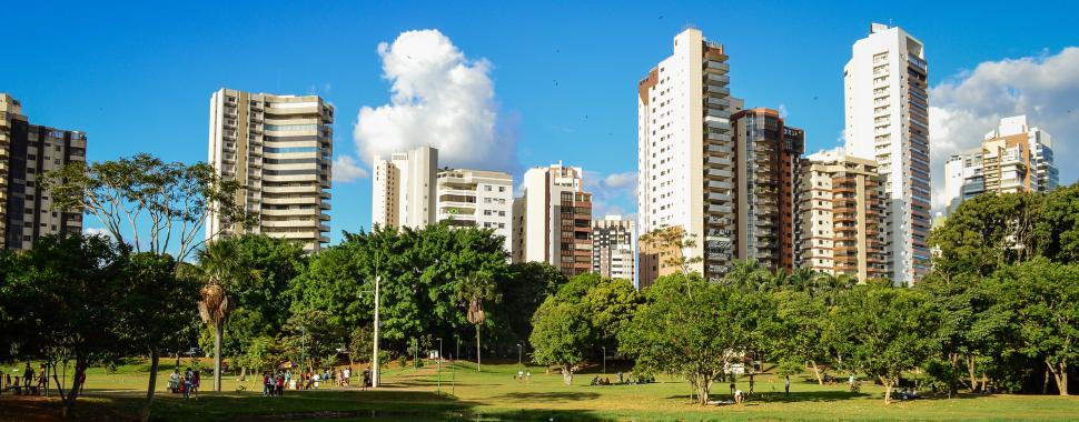 Cidade é considerada a mais arborizada do Brasil. Foto: jcdf / flickr / Creative Commons