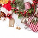A ceita de Natal pede um jantar especial. Confira estas dicas.