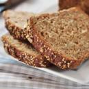 Imagem mostra pão integral