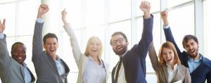 Empreendedores vencedores