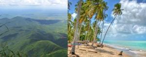 Serra ou praia? Conheça picos incríveis do Nordeste nas férias de julho