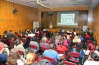 Palestras ocorreram entre os dias 7 e 11 de novembro