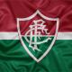 Imagem mostra bandeira do Fluminense